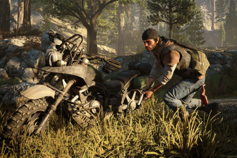 Days Gone has anticipated release, cinematic features