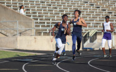 Track breaks records; places in top five in district
