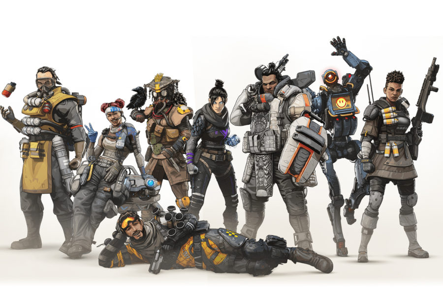 The New Big Battle Royale: Apex Legends