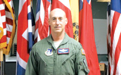 Colonel uses past missions as inspiration for students