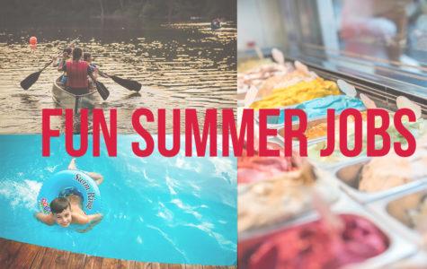 Fun Summer Jobs