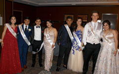 Prom court nominees campaign for king, queen titles