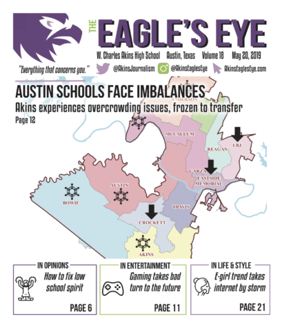 The Eagle's Eye; Issue 6; Volume 18