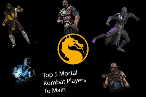 Top 5 Mortal Kombat Characters to Main