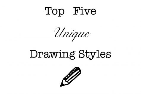 Top Five Unique Drawing Styles