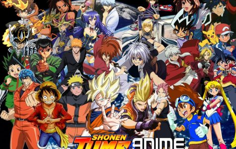 Top Five Shounen Anime to watch