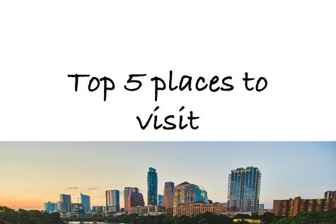 Top 5 Places To Visit In Austin