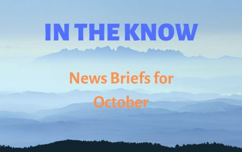 In the Know: News Briefs for October