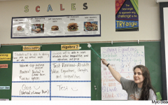 Electives now adopt standards based grading system