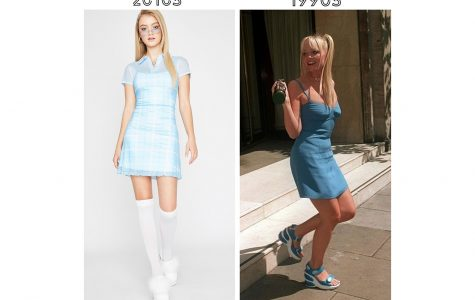 Fashion theory predicts comeback of the 2000s
