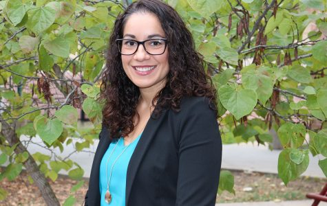 New College and Career Advisor introduces herself to Akins community