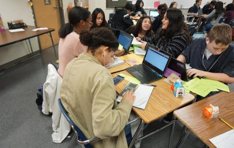 Early college high program allows students to graduate with an associate's degree
