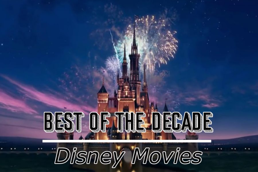 Top Disney Movies from the 2010s