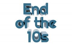 End of the 10s