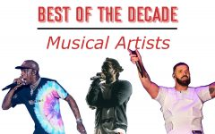 Top 10 musical artists of the decade