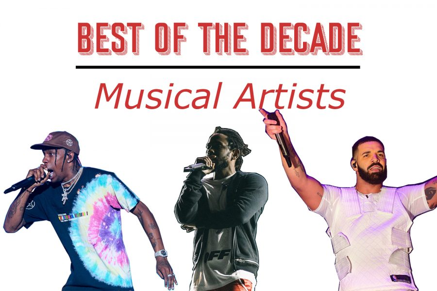 Top+10+musical+artists+of+the+decade
