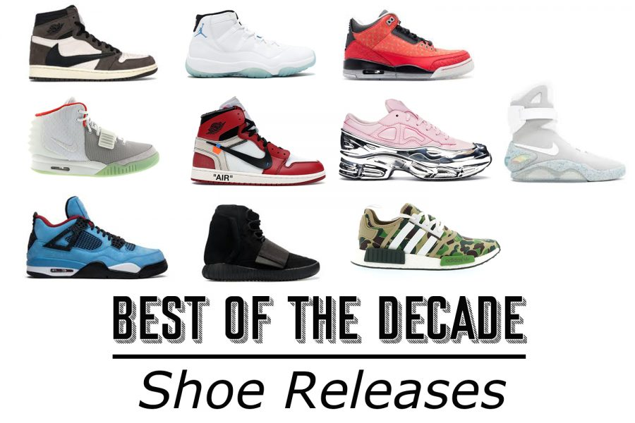 Best Shoe Releases from the Past Decade