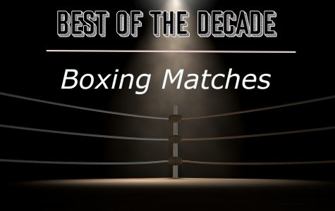 Boxing matches of the decade