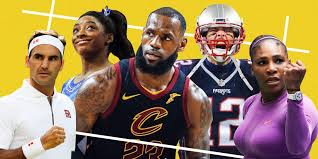 Top 10 Best Sports Athletes In This Decade