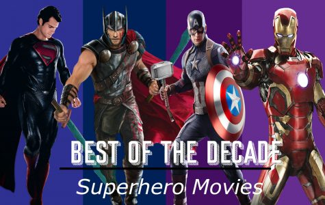 Top 10 Superhero Movies Of The Decade