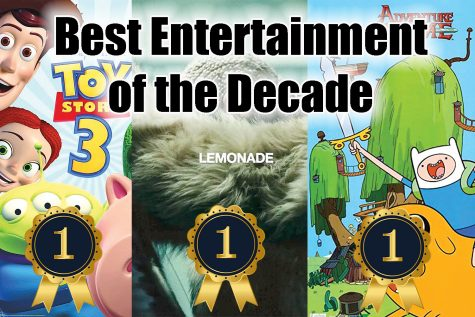 Akins students pick best entertainment of the decade