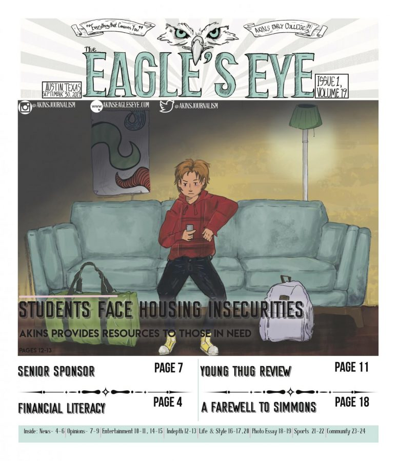 The Eagle's Eye; Issue 1; Volume 19