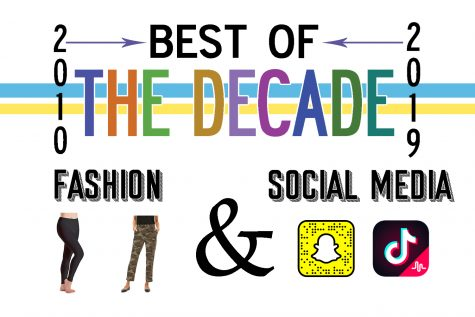Best of the Decade: Fashion and Social Media Trends