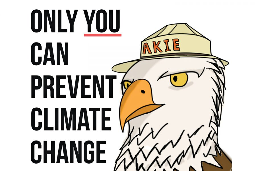 Climate crisis is an international concern for all of us
