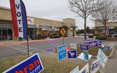 Early voting in Texas Primary elections starts today