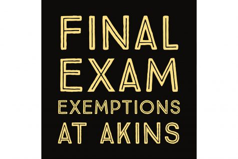 Final exam exemption comes to Akins, adds incentive