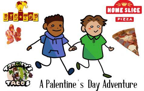 EE Explores: Palentine's Day Adventure