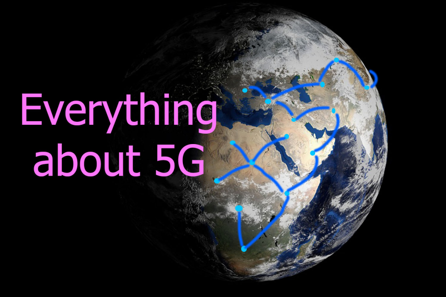 The 5th Generation of wireless technology has come with a huge improvements from the last generation.