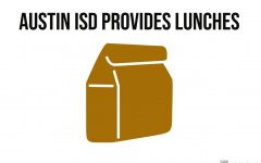 Austin ISD provides meals to children during closure