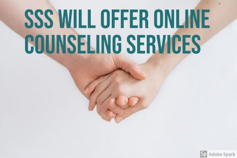 SSS offers online mental health services