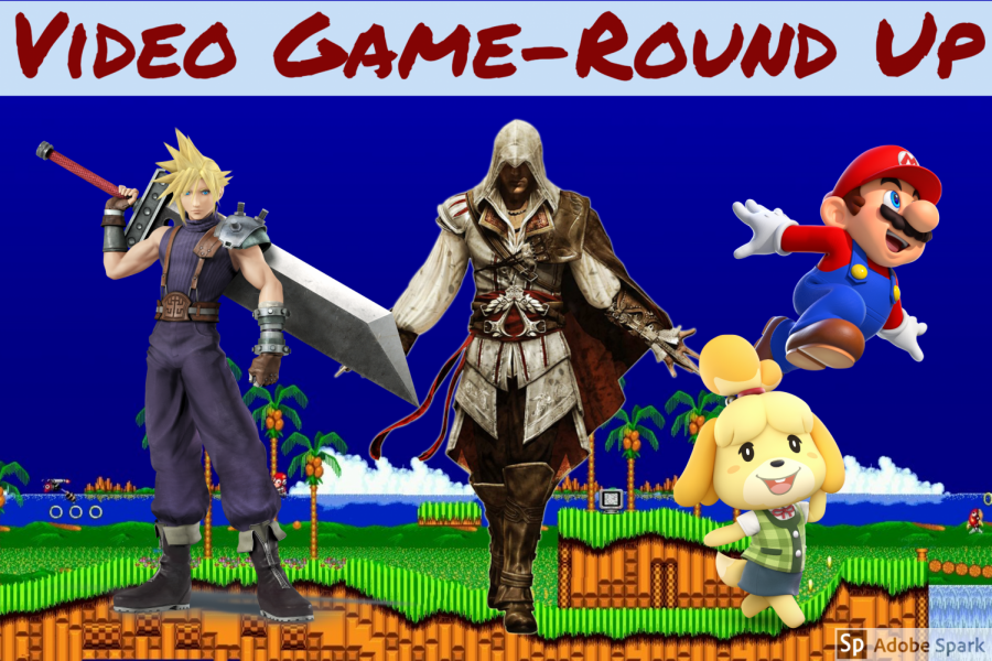 Top 5 Video Games During COVID-19