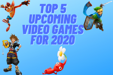 Top 5 Upcoming Games This Year