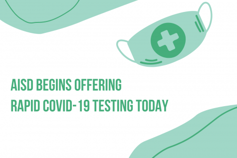 Akins begins offering rapid COVID-19 testing today