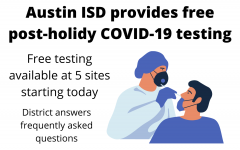 Post-Thanksgiving COVID testing available through Friday