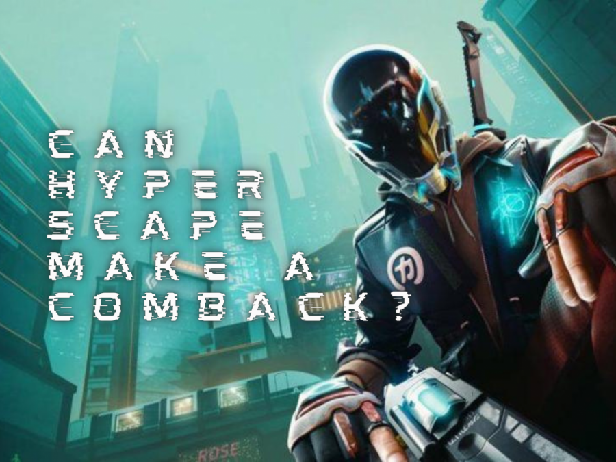 Can Hyper Scape Make A Comeback?