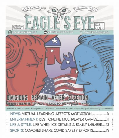 The Eagle's Eye; Issue 1; Volume 20