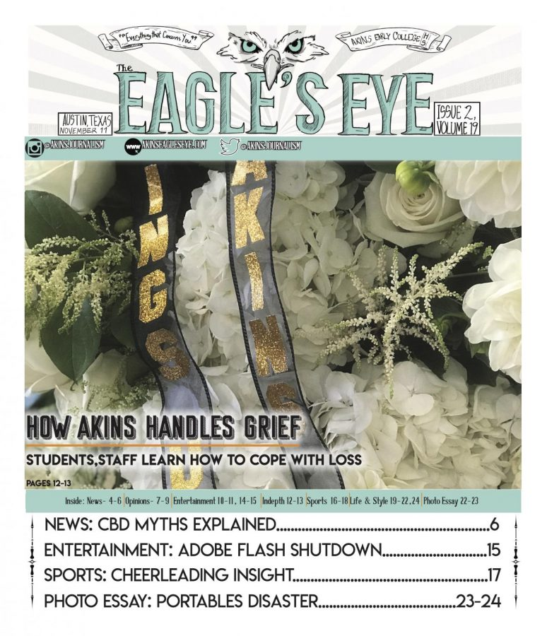 The Eagle's Eye; Issue 2; Volume 19