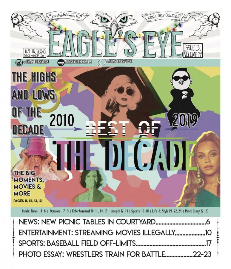 The Eagle's Eye; Issue 3; Volume 19