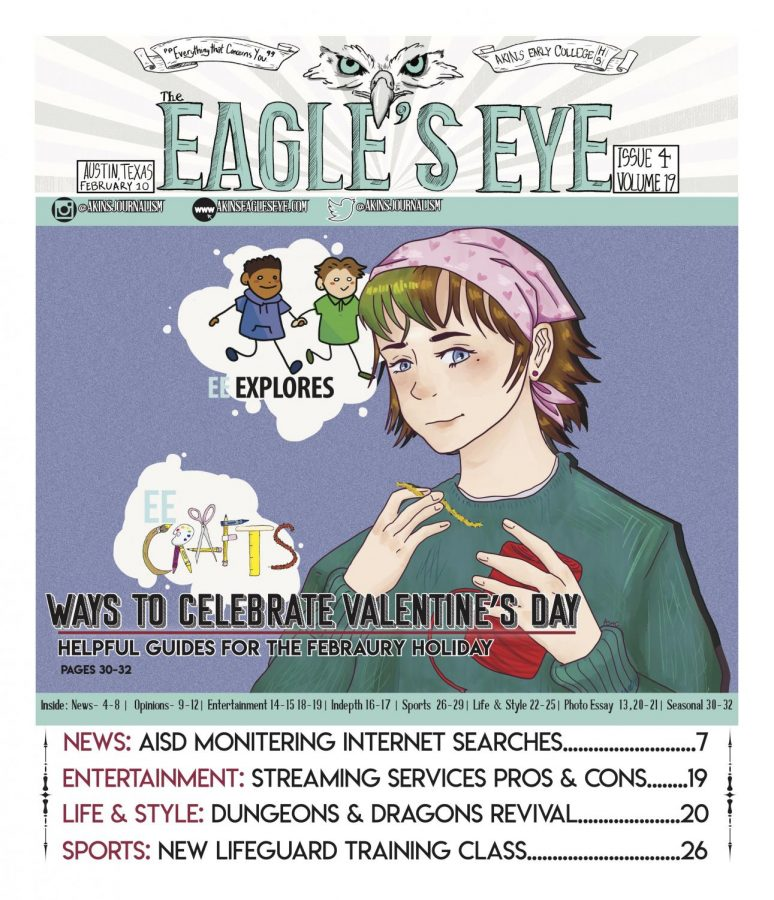 The Eagle's Eye; Issue 4; Volume 19