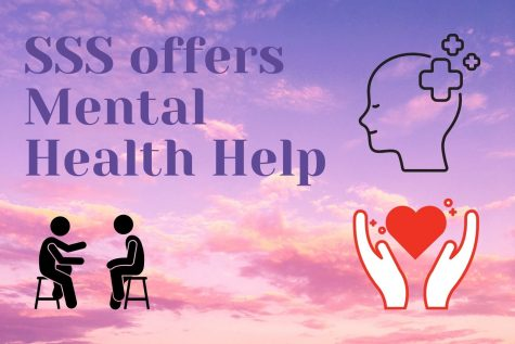 Student Support Services offers mental health help