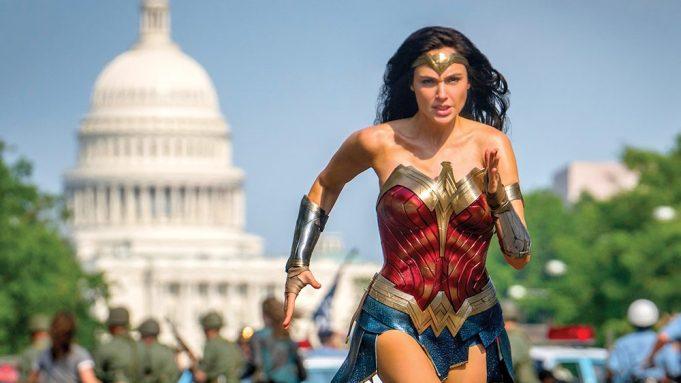 Wonder Woman 1984 succeeds at being a lackluster superhero flick