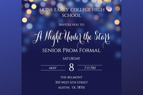 Prom details announced for Class of 2021