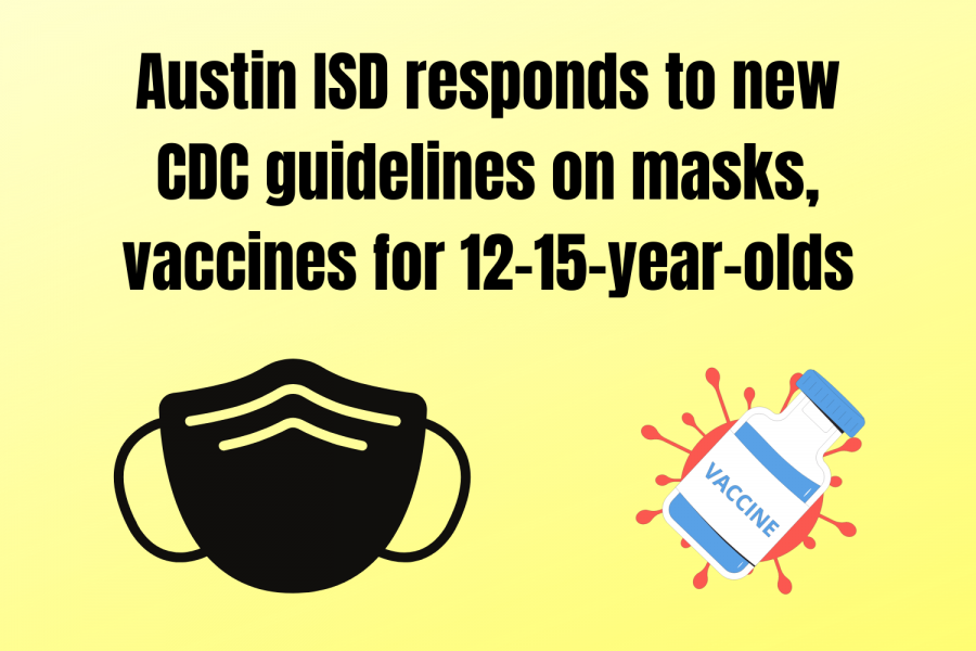 Austin ISD's Health Services Office sent out the following message to the Austin ISD community this morning.