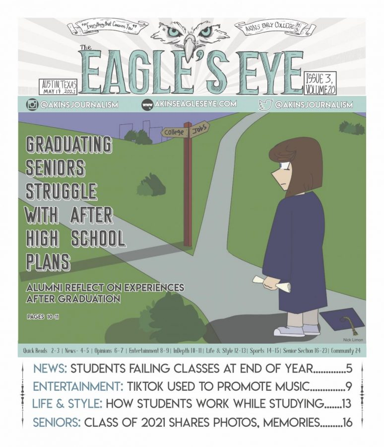 The Eagle's Eye; Issue 3; Volume 20