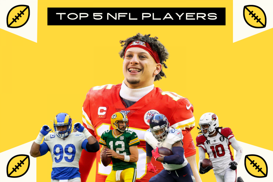 Top 5 NFL Players 2021-2022