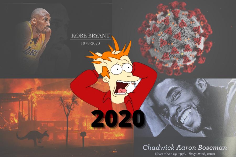 Top 5 things that happened in 2020